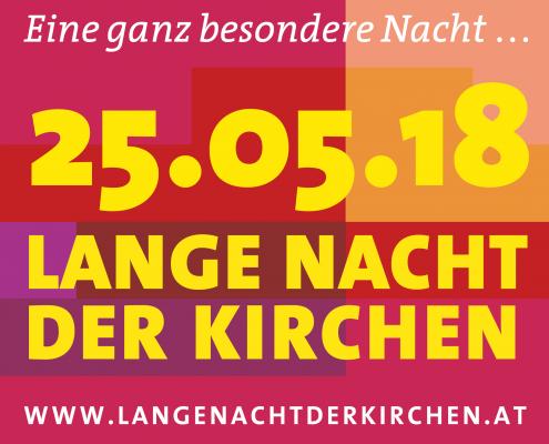 Logo Lange Nacht der Kirchen 2018